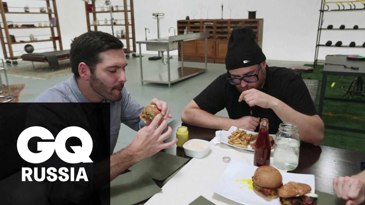 Похмельная лаборатория GQ: спасет ли вас сочный гамбургер?