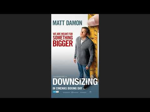 A little change in the weather (Downsizing Soundtrack)