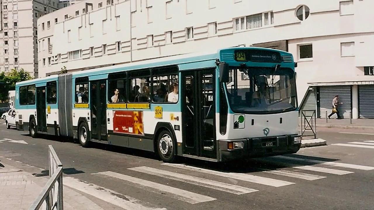 ligne de bus ratp 304
