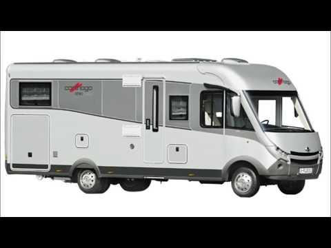 Carthago S Plus luxury RV tour and test drive