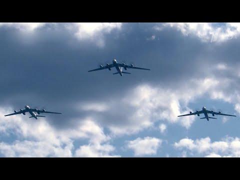 В Саратовской области - в самом разгаре подготовка к воздушной части парада в честь Дня Победы.