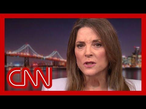 Marianne Williamson: US economy skewed in favor of few people
