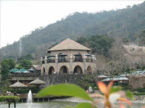Xinshe Castle 新社古堡 Trip In Taiwan 2011 Youtube