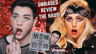 UNBIASED HAUS LABORATORIES REVIEW! Lady Gaga's Makeup Line Tested