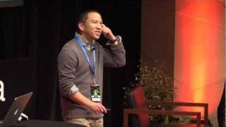 TEDxVictoria - Jim Tanaka. Facing up to Autism: New Tools for Different Minds