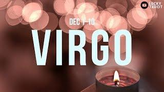 VIRGO No to Deception! (Dec 1-10)