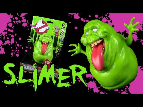 Ghostbusters ™ Slimer mit Sound & Musik von Mattel ® Unboxing & Review