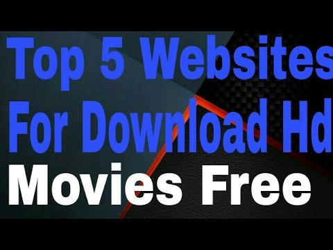 Best Websites For Downloading Movie Free...
