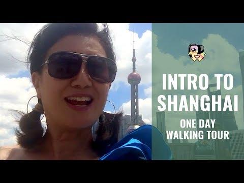 Shanghai Highlights: A Walking Tour of The Bund, Nanjing Road, Peace Hotel, Yuyuan Market