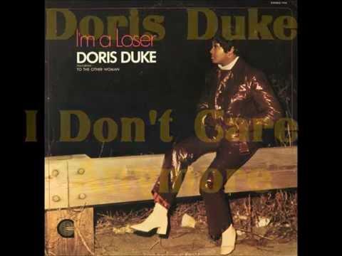 Doris Duke - I Don't Care Anymore