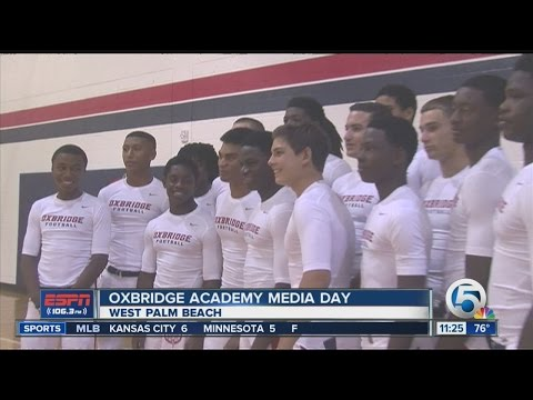 Oxbridge Academy media day