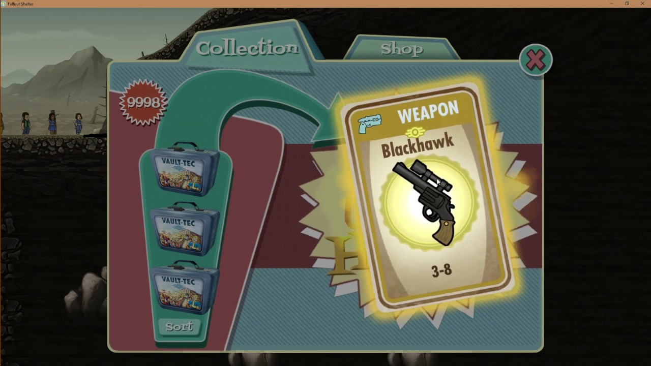 <b>Fallout Shelter PC</b> Tutorial - Unlimited Lunchboxes (9999) (Working ...
