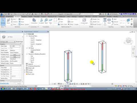 034 1 Family Structural Column and Column