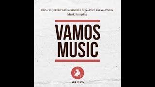 Gambar cover Duo 2 Vs Jeremy Bass & Rio Dela Duna feat Soraya Vivian   Music Pumping Agent Greg Remix