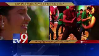 Chiranjeevi set to rock Khaidi No 150 with dance steps ! - TV9
