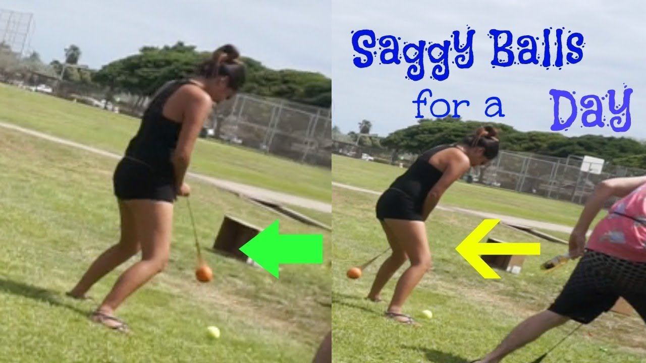 Saggy Balls For A Day - July 22, 2017 - Ex2L - Youtube-3836