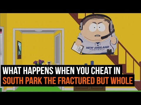 What Happens When You Cheat In South Park The Fractured But Whole