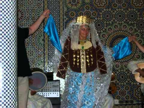 AJ's Morocco trip