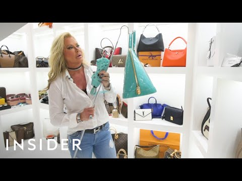 America's Biggest Closet In Houston | Bonkers Closets