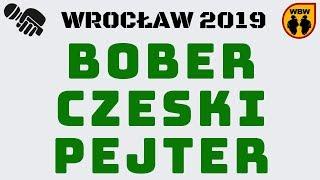 BOBER, PEJTER, CZESKI WBW2K19 Wrocław - Jury Show
