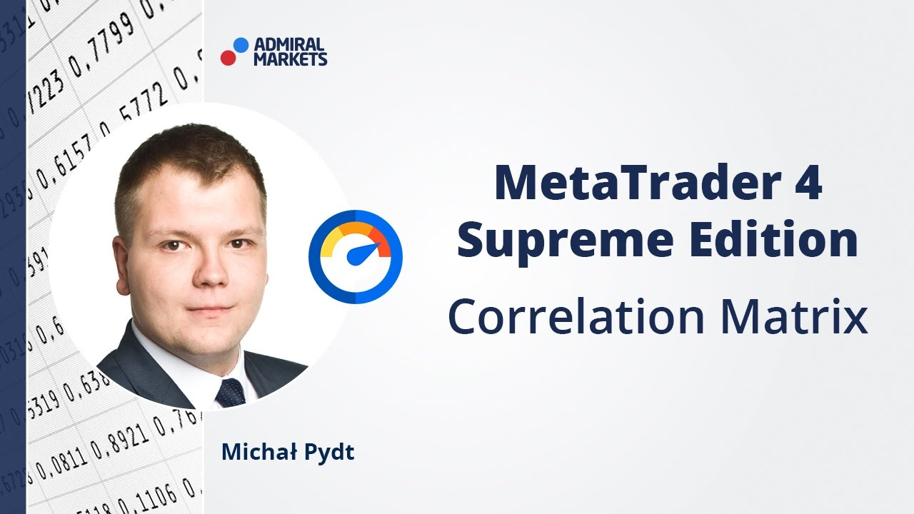 Forex correlation matrix