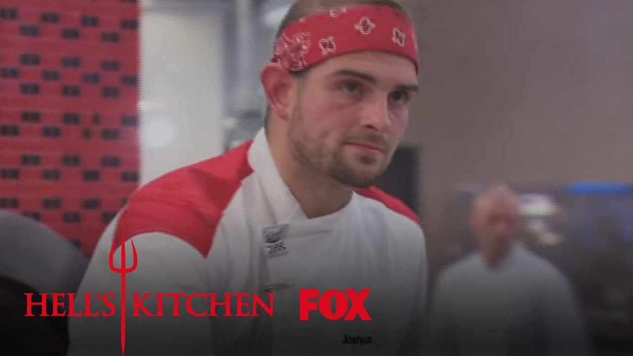 Hell S Kitchen Season  Josh