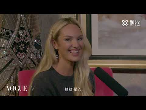 CANDICE SWANEPOEL ed by LIU WEN for Vogue China HD