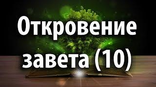 Откровение завета 10. ЗАВЕТ и ЦЕРКОВЬ. Христианские Проповеди 2020