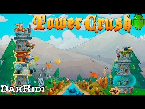 tower crush игра про башенки