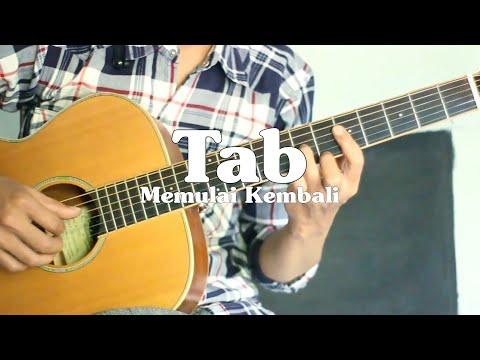 Monita Tahalea - Memulai Kembali (Tutorial Gitar + Tab)