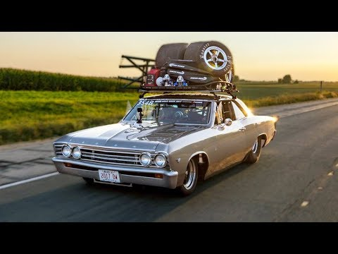 2,000hp ROAD TRIP (1,000 Miles - NO Trailer!)