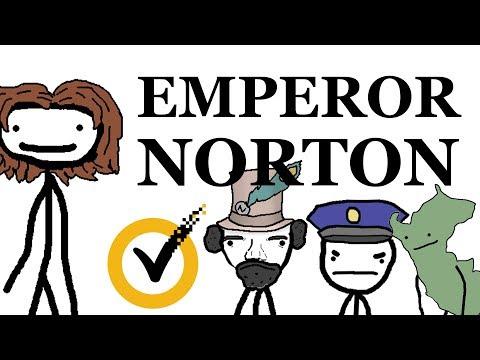 Joshua Norton, the Only United States Emperor