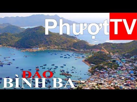 Phượt TV | Vương quốc tôm hùm – Đảo Bình Ba (Lobster Kingdom – Binh Ba Island) (Engsub)