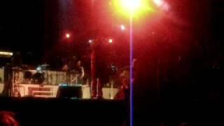 Fondo Flamenco en Zaragoza el 12.10.08 - Mi estrella blanca