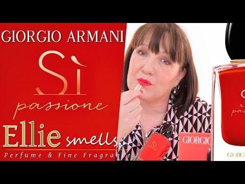 d24600599 Giorgio Armani Si Passione Review - YouTube