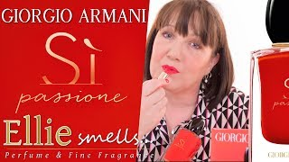 Giorgio Armani Si Passione Review