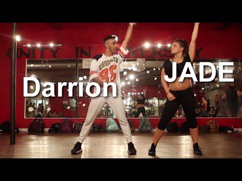 JADE CHYNOWETH & Darrion Gallegos ft.larsen thompson-Fame game Choreo by @bobbynewberry