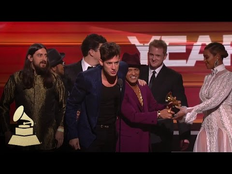 Mark Ronson & Bruno Mars | Record of the Year | 58th GRAMMYs