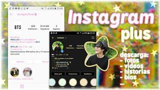 💌₊˚✧⋆ Nuevo Instagram plus 2020 [ AeroInsta 13 ]   kim tamie screenshot 5