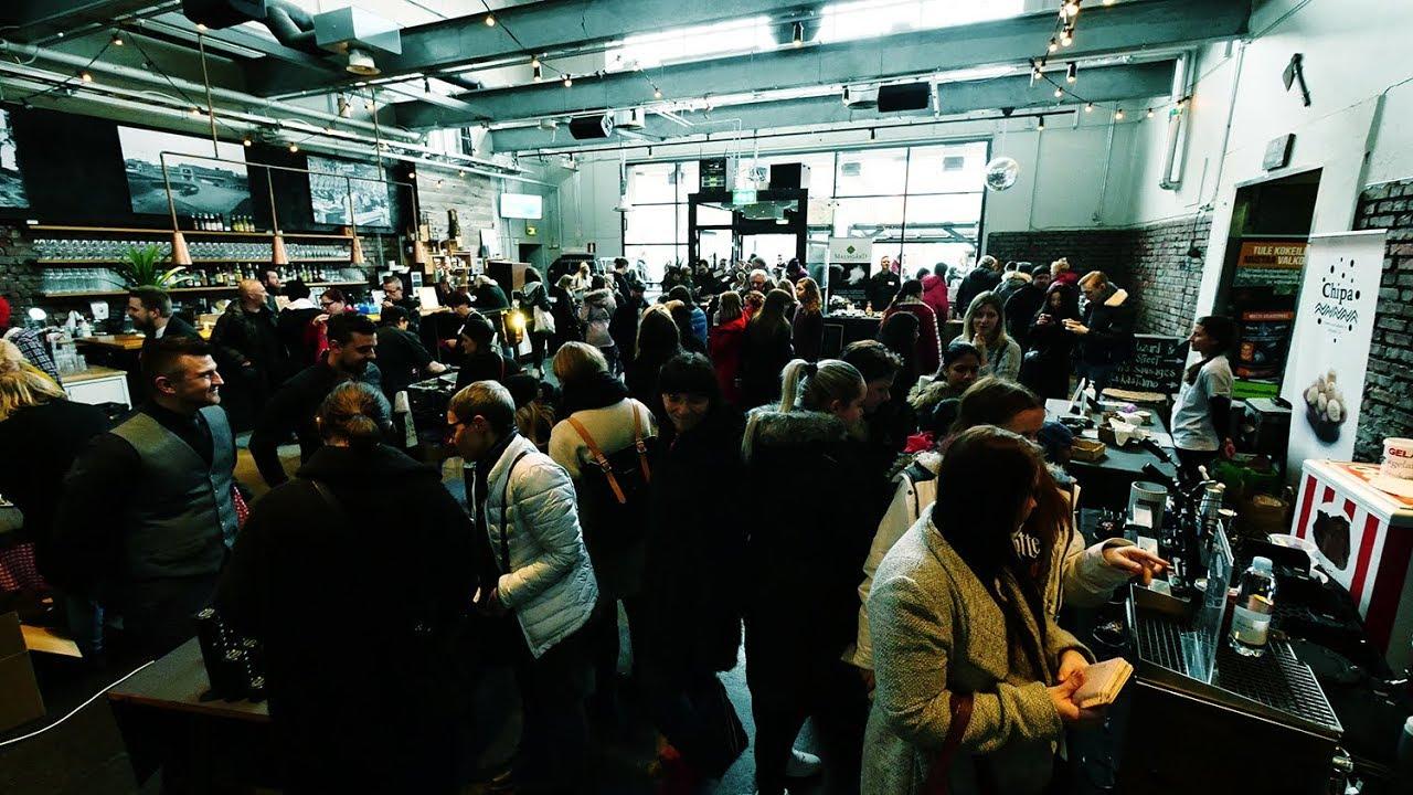 Helsinki Black Food Festival 2019