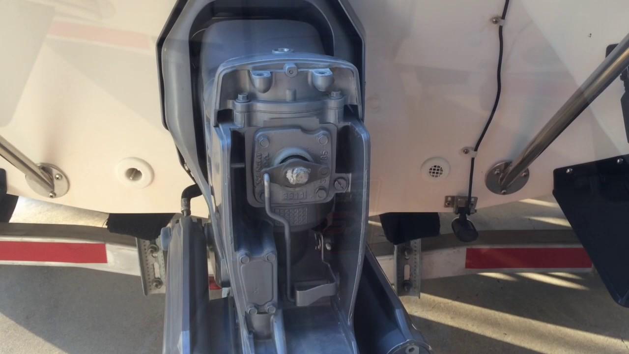 volvo sx gear oil change [ 1280 x 720 Pixel ]