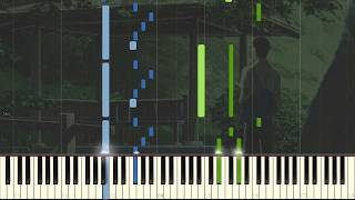 Swan Song   KASHIWA Daisuke   Garden of Words OST   (10 Minutes Long) SYNTHESIA