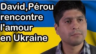 David hispanophone du Pérou rencontre femme ukrainienne(Abonne-Toi: https://www.youtube.com/channel/UCxS5... ➥site web: https://www.cqmi.ca/fr ➽Twitter :https://twitter.com/AgenceCQMI ➽Facebook ..., 2016-10-25T14:02:48.000Z)