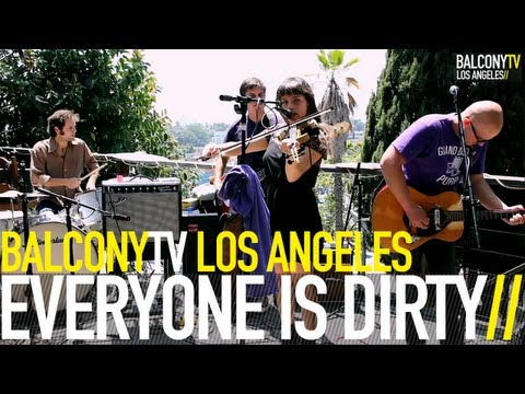 EVERYONE IS DIRTY - I'M OK (BalconyTV)