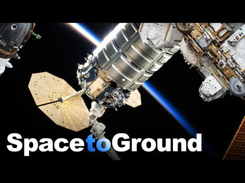 Space to Ground: Packing and Prepping: 02/01/2019
