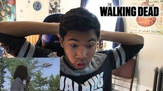 The Walking Dead season 9 comic-con trailer reaction!!!