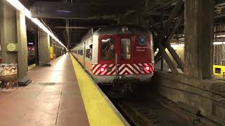Metro-North Railroad HD 60fps: Budd M2 Departs Grand Central on New Haven Line Train 1254 (8/23/17)