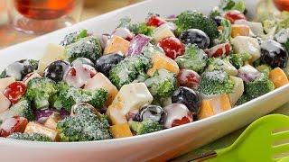 Broccoli And Cheese Salad