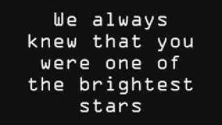 James Blunt - One of the brightest stars (+ lyrics)