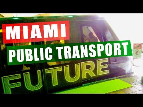 Miami Public Transportation: Metromover Miami, Metrorail Miami, Buses In Miami, Metrobus
